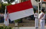 Pengibaran Bendera PGRI